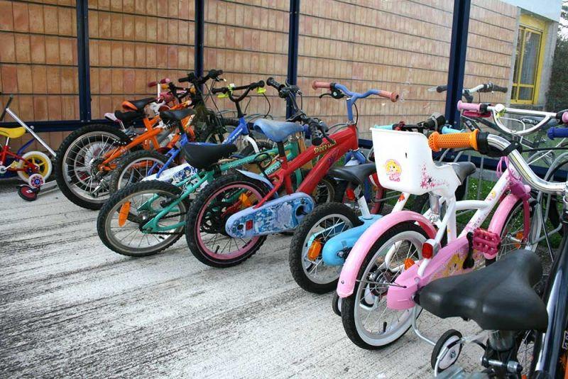 Allons-y à vélo 2014 - Maternelle du centre